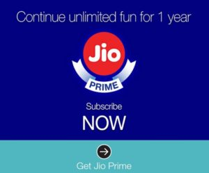 Jio Prime Membership Subscription Using MyJio Application: How to become a Jio Prime Member?