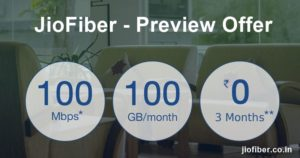 Jio Fiber Broadband Online Booking, Plans & Price – How to Apply/ Register (Buy Now)