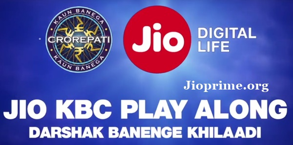 JIO KBC Play Along in JIOChat App