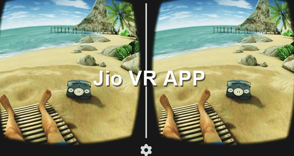 Reliance JIo VR App Download For Android