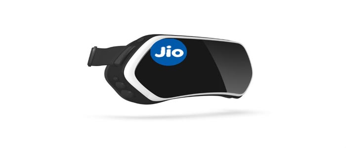 Reliance Jio To Launch Own VR App in 2018