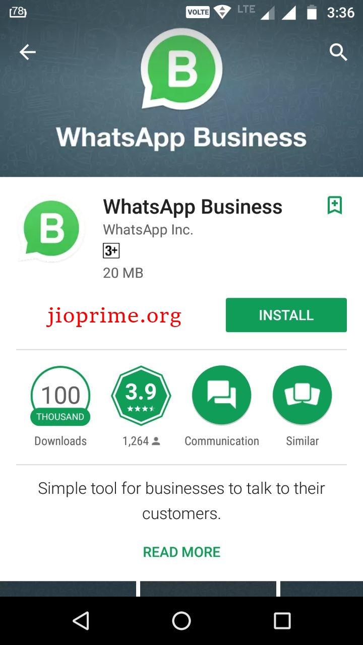 Whatsapp Business App Download Install How To Use And Send Quick Replies