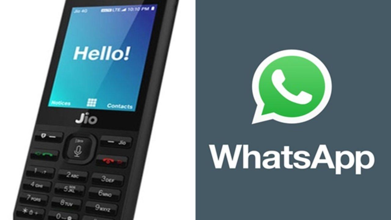JIO Phone WhatsApp Download - Whatsapp for Jio Phone APK