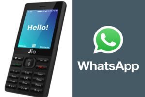 Jio Phone WhatsApp Download – Install Whatsapp APK For Jio phone 4G 1500rs Mobile
