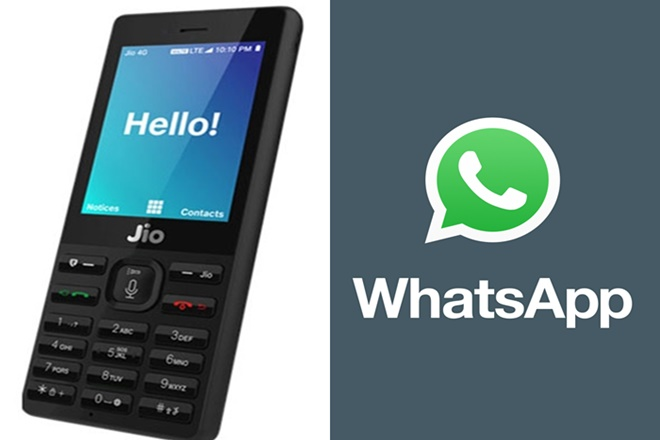 Jio Phone WhatsApp Download