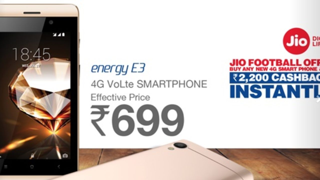 Buy 4G Jio Smart Phone Online - BerkshireRegion