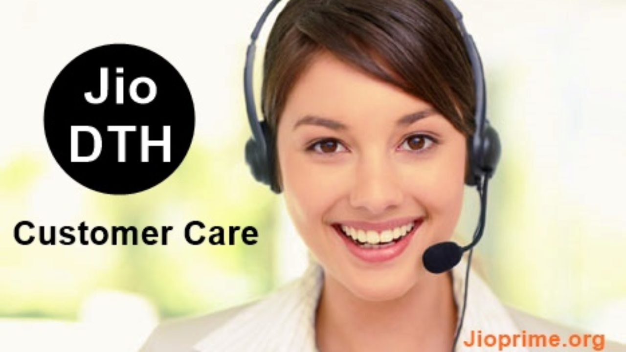Jio DTH Customer Care Number - State Wise 100% Working Toll Free