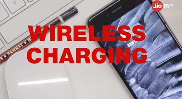 JIO Juice Wireless Charging App Download