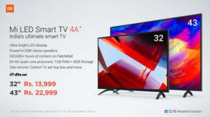 MI TV 4A Buy Online Booking @ Rs 13999 – (5th June) Flash Sale Order Flipkart Pre Registration
