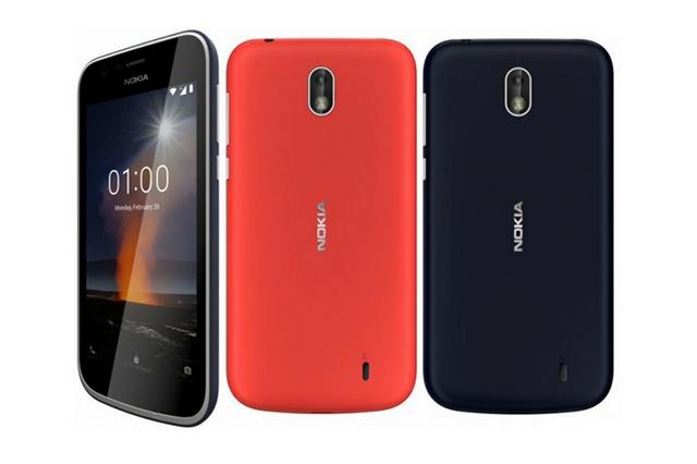 Nokia 1 Android Go Buy Online Booking