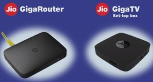 Jio Giga TV Set Top Box Booking/Registration Online @ Jio.com, Myjioapp