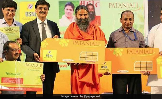 BSNL Patanjali 5G SIM Card Online Booking