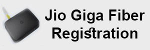 jio giga fiber registration