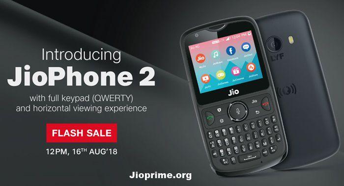 jio phone 2 online booking