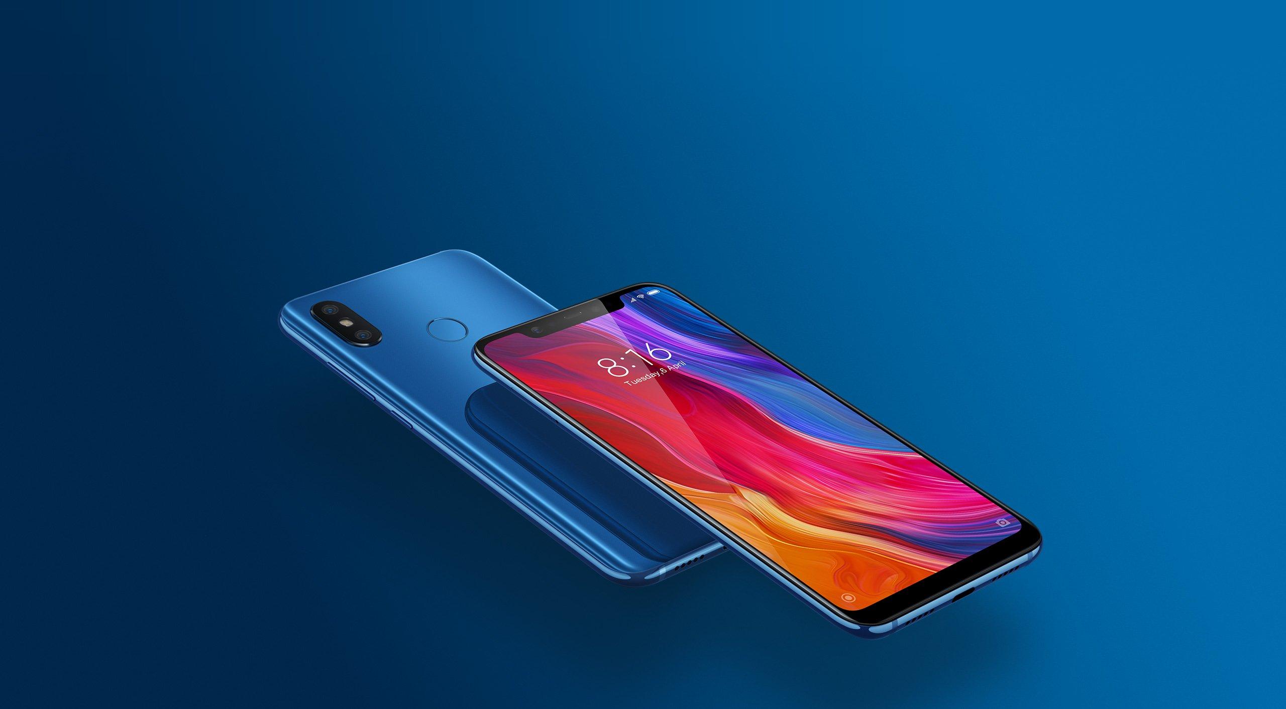 Xiaomi Mi 8 Online Booking
