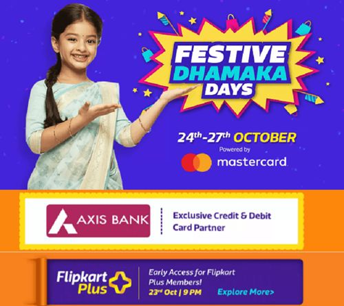 Flipkart-Festive-Dhamaka-Day-Sale-24th-October-to-27th-October