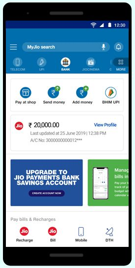 Jio Payments Bank step-4