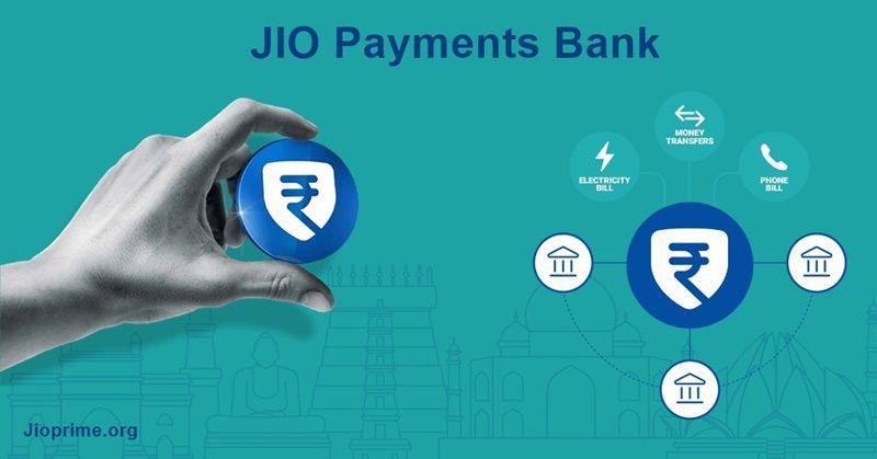 jio payments bank