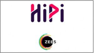 Zee5 HiPi App