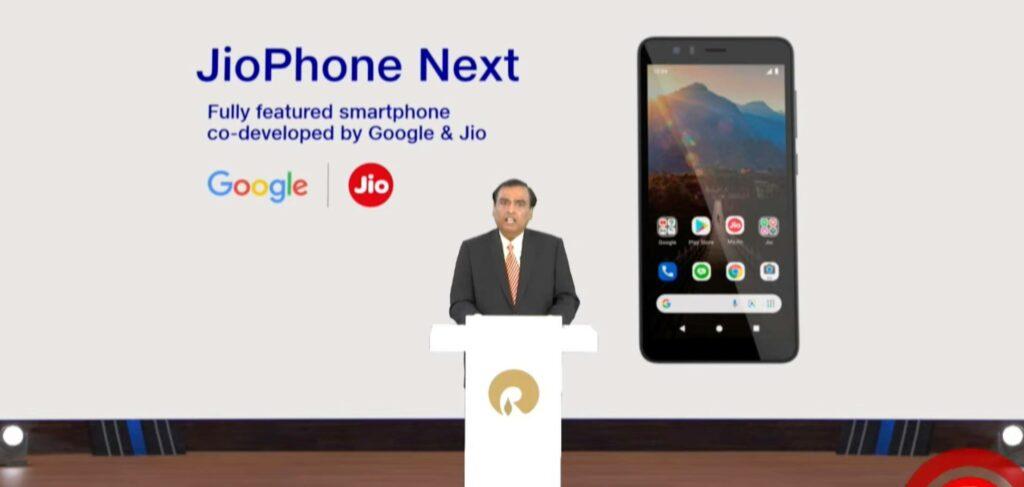 Jio Phone Next Booking Online Registration